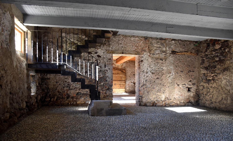 Restauro Palazzo '600